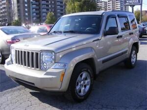 2011 Jeep Liberty Sport 4X4