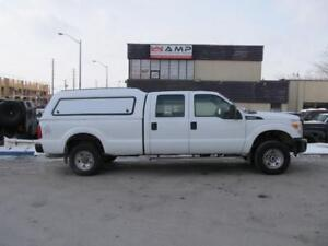 2012 Ford Super Duty F-250 4X4 6.2L Long box crew with CAB