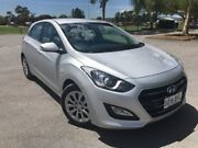 2016 Hyundai i30 GD4 Series II MY17 Active Sleek Silver 6 Speed Sports Automatic Hatchback Nailsworth Prospect Area Preview