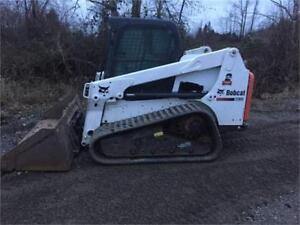 2014 bobcat T630 Track Skidsteer, low hours