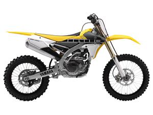 2016 Yamaha YZ 450F