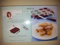 Bargain - Jane Asher Mini Victoria Sandwich Kit £10 only.