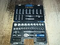 Britool expert 1/2 socket set.