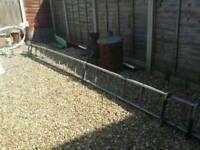 5.5metre roofing ladder