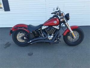 2013 Harley Davidson Softail Slim MINT MINT ABS Security SHARP!!