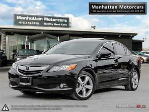 2013 ACURA ILX PREMIUM PKG - CAMERA|1OWNER|LEATHER|ROOF|WARRANTY