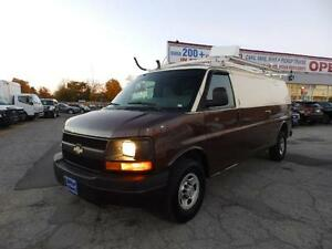 2009 Chevrolet Express 2500 NO ACCIDENTS  MORE VANS AVAILABLE