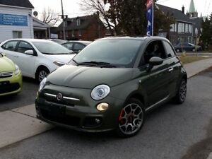 2012 Fiat 500 SPORT! 0 DOWN $39 WEEKLY!