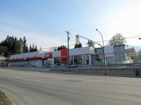 Salmon Arm - High Profile Retail Lease Space