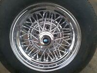 Ford Spoke Wheels