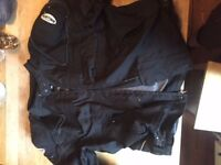 4XL Jacket with armor and Helmet for sale