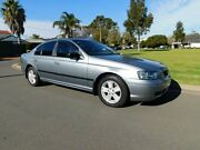 2003 Ford Falcon BA XT Silver 4 Speed Sports Automatic Sedan Somerton Park Holdfast Bay Preview