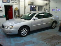 2005 BUICK ALLURE CX SEDAN AUTO 8 WHEELS'' TAX INCLUDED''