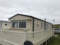 Pet Friendly-Double Glazing and Central Heating-2 Bedroom Caravan-Low Pitch Fees-Dumfries Scotland