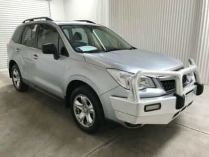 2014 Subaru Forester MY13 2.5I Silver Continuous Variable Wagon Salisbury Plain Salisbury Area Preview