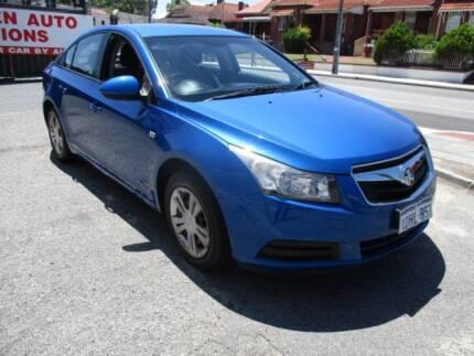 2010 Holden Crruze CD Diesel auto
