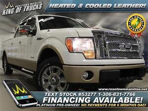 2011 Ford F-150 Lariat Leather | Truxedo | PST PAID
