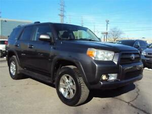 2010 Toyota 4Runner SR5 LEATHER SUNROOF BACK UP HEATED SEATS