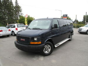 2014 GMC Savana LS 3500 Van **A/C, KEYLESS ENTRY**