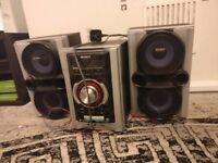Sony Speakers HiFi Sound System