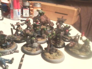 Bayou Gremlins Outcasts Goblins Dungeons and Dragons D&D figures