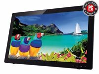 "ViewSonic TD2740 27"" Widescreen touchscreen LCD Monitor, built-in Speakers"