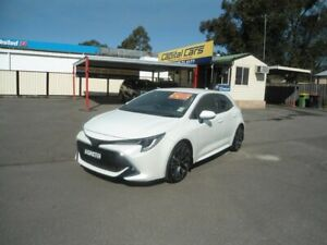 2018 Toyota Corolla ZRE182R MY17 ZR Pearl White 7 Speed CVT Auto Sequential Hatchback North Richmond Hawkesbury Area Preview