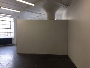Artist studio for rent in Mile End / Outremont