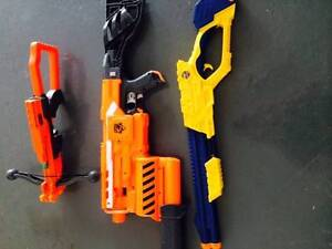 Nerf Guns and ammunition North Rocks The Hills District Preview