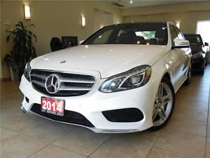2014 Mercedes E550 4Matic AMG|Distronic Plus PKG!
