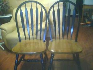 6 dining/kitchenchairs