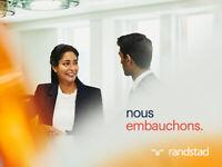 Réceptionniste - Laval
