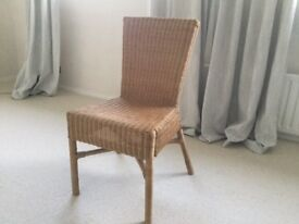 Rattan Wicker Chair - Excellent Condition