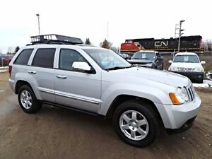 2010 Jeep GRAND CHEROKEE North For Sale Edmonton