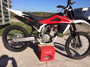 Clean HUSQVARNA TC250
