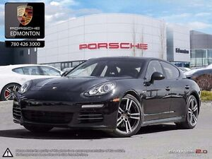 2015 Porsche PANAMERA Bought and Service at Porsche Centre Edmon