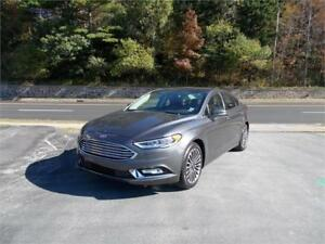 2017 FORD FUSION SE AWD...FULLY LOADED!!! ONLY 21,000 KMS!!!