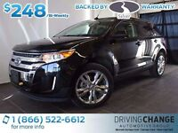 2013 Ford Edge SEL-Panoramic Roof-Nav-Power Liftgate