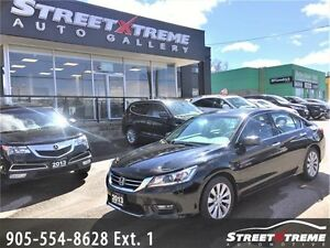 2013 Honda Accord EX-L|MULTI-VIEW CAMERA|SUNROOF|HEATED SEATS