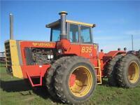 Versatile 835 Tractor