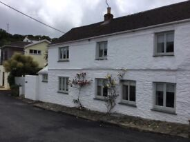 Holiday cottage to let in Portscatho,Cornwall.Special offer for June