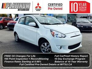 2014 Mitsubishi Mirage SE - Financing starting at 0.9%
