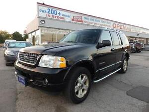 2004 Ford Explorer Limited 4X4 DVD 7 PASSENGER LEATHER,CERTIFIED