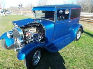Hot Rod Ford 1928 Delivery