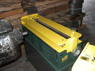 Gauer Edger Deburring Machine  58 -40 Wide