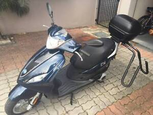 Scooter Piaggio Fly 150 ie - very low mileage South Coogee Eastern Suburbs Preview