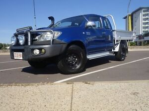 Hilux 4x4 SR5 3.0L T Diesel Manual Extra Cab Gray Palmerston Area Preview