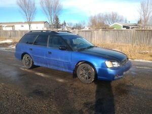 2004 Subaru Legacy Wagon 2300 OBO