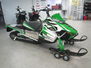 Arctic Cat used sled sale on now at Cooper's.  Lots available!