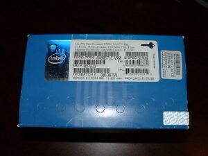 INTEL CPU BRAND NEW E7200